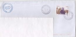 CACHET ROND MANUEL THOUARS 79  DEUX SEVRES 2014 - ALEXANDRE GLAIS BIZOIN 2014 - JOLIE LETTRE A SAISIR - France