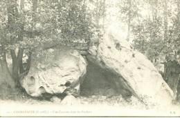 91-090 - ESSONNE - CHAMARADE - Une Caverne Dans Les Rochers - Altri Comuni