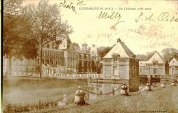 91-100 - ESSONNE - COURANCES - Le Chateau Côté Nord - Altri Comuni