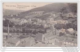 Cpa  Réf-JP-Y812 ( Dép-08 à NOUZON Vallée De La Meuse )   Vue Aérienne Sur La FORGE à L&amp Acute époque - France