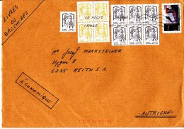 Auslands - Brief Von 59760 Grande Synthe Mit Schöner Misch - Mehrfachfrankatur 2015 - France