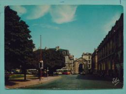 V08-33-gironde--bordeaux-porte Dijeaux-portes Du Vieux Bordeaux-place Gambetta-- - Bordeaux