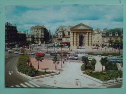 V08-33-gironde--bordeaux-place De La Victoire--voitures--automobiles-- - Bordeaux
