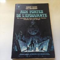 Romans AUX PORTES DE L EPOUVANTE - Livres, BD, Revues