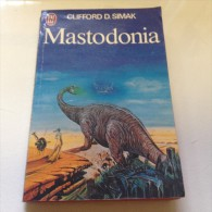 Romans  MASTODONIA - Livres, BD, Revues