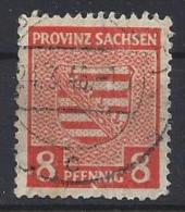 Germany  (Provinz Sachsen) 1945  (o)  Mi.77x - Sowjetische Zone (SBZ)