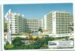 HOTEL MAR CONFORT ESPA�A Y RIVIERA MAYA   llave clef key keycard karte