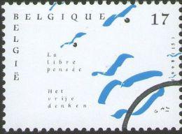 BiD BELGIUM 1998 Free Thinking 17F SPECIMEN       [spécimen,Muster,muestra,saggio] - Precancels