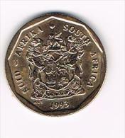 ***  ZUID AFRIKA  50 CENTS  1993 - Afrique Du Sud