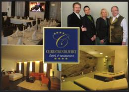 ÖSTERREICH - Christkindlwirt In Steyr / Hotel & Restaurant - Nicht Gelaufen - Hotels & Gaststätten