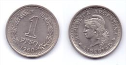 Argentina 1 Peso 1960 - Argentina