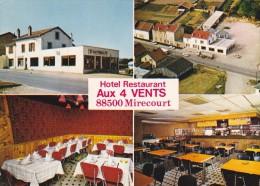 "H�tel Restaurant ""Aux 4 Vents"" � Mirecourt (88) -"