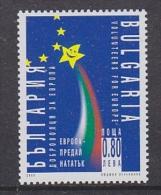 Bulgaria 2005 Volunteers For Europe 1v ** Mnh (23870F) - 2005