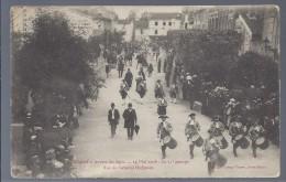 CPA  WASSY à Travers Les Ages - 24 Mai 1908 - Le 11e Groupe - Rue Du Général Defrance - France