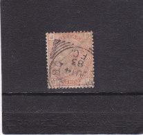 GB 1880 VICTORIA Yvert 66 Planche 13 Oblitéré, Used Cote : 130 Euros - 1840-1901 (Victoria)