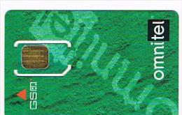 OMNITEL  ITALIA  - GSM SIM RICARICAT 7^ ED. NC - 2 ATTACCHI SITO INTERNET  -  USED -  RIF. CP - Italia