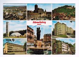 5245    Cpm  HOMBURG  , Multivues      ACHAT DIRECT !! - Saarpfalz-Kreis