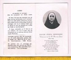 31747 ( 2 Scans ) Zuster Josefa Menendez 1890-1923 - Religion & Esotérisme