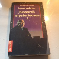 Romans  HISTOIRES MYSTERIEUSES - Autres