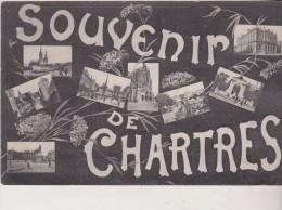 Souvenir De Chartres - Gruss Aus.../ Gruesse Aus...