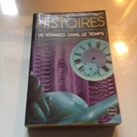 Romans  HISTOIRES  DE VOYAGES DANS LE TEMPS - Livres, BD, Revues