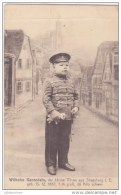 MILITAIRE STRASSBURG STRASBOURG WILHEIM KANNSTEIN PETIT SOLDAT - War 1914-18