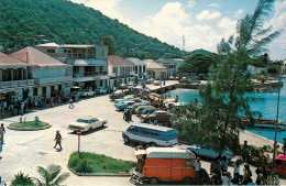 Antilles Neérlandaises - Voitures - Automobile - Saint Martin - Saint Marteen - Marigot - état - Saint-Martin