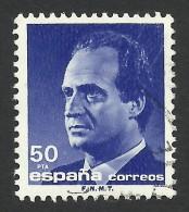 Spain, 50 P. 1989, Sc # 2437, Mi # 2882, Used - 1931-Aujourd'hui: II. République - ....Juan Carlos I