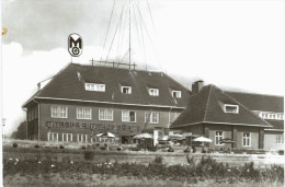 Allemagne - Magdeburg Motropa Autobahn Rasthof - Börde - Magdeburg
