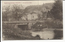 Carte Postale   : Gissey - Sous - Flavigny - Un Coin De L'Oze - Altri Comuni