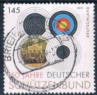2011  150 Jahre Deutscher Schützenbund - [7] République Fédérale