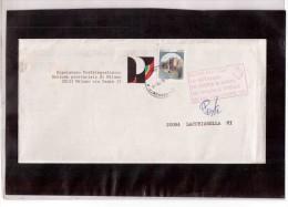 875   -      MILANO  26.10.1986  /MOSTRA FILATELICA  40° REPUBBLICA - 50° GUERRA DI SPAGNA - 60° TRIBUNALE SPECIALE - Esposizioni Filateliche