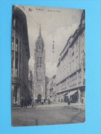 Eglise St. DENIS CREFELD () Anno 1920 ( Zie Foto Details ) !! - Belgique