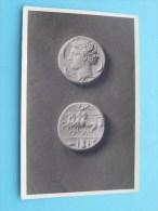 Silver DEKADRACHM By Euainetos : Syracuse 413 B C () Anno 19?? ( Zie Foto Details ) !! - Monnaies (représentations)