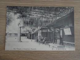 CPA ASIE JAPON NAGASAKI  THE WISRARIA OF DAITOKUJI - Hiroshima