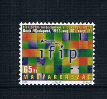 H1153 Budapest, Hungary 1998 New Computer Conference 0203 1 - Hongarije