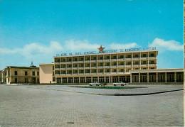 Albanie - Albania -  Fieri - L´hôtel Albturist - 2 Scans - Semi Moderne Grand Format - état - Albanie