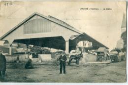 86 - Joussé : La Halle - Frankrijk