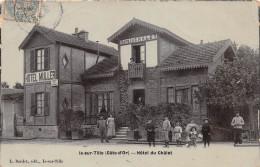 "¤¤  -   IS-sur-TILLE    -   Hôtel Du Chalet   -  Maison "" MULLER ""    -  ¤¤ - Is Sur Tille"