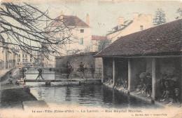 ¤¤  -   IS-sur-TILLE    -   Le Lavoir  -  Rue Hôpital Nicolas   -  Laveuses , Lavendières   -  ¤¤ - Is Sur Tille