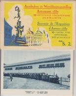 Antwerpen   Aandenken Der Wereldtentoonstelling 1930  10 Kaarten        Nr 3536 - Antwerpen
