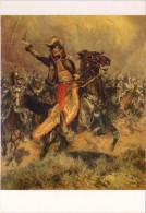 Edouard Detaille - Le Général Comte De Lasalle à Wagram - Personen