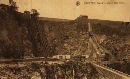 CPA  -  Belgique   -    LESSINES  -  Carrières Unies - Lessines