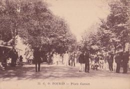 FOURAS Place Carnot   RARE - Fouras-les-Bains