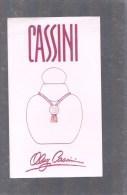 OLEG CASSINI . - Perfume Cards