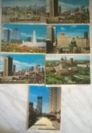 5 CART.  CANADA - Cartoline