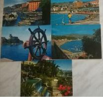 5 CART.  LIGURIA - Cartoline