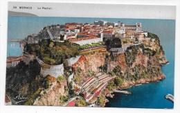 MONACO - N° 26 - LE ROCHER - Ed. ADIA - CPA NON VOYAGEE - Monaco