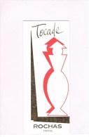 ROCHAS -- Tocade . - Perfume Cards
