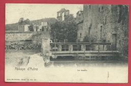 Abbaye D'Aulne - Le Moulin - 1908 ( Voir Verso ) - Thuin